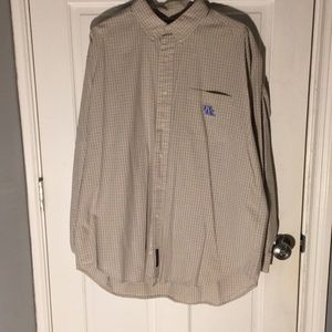 Crable Sportswear Casual Button Down with Uk Logo